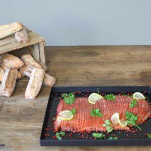 planche-saumon-gravlax-traiteur-lyon