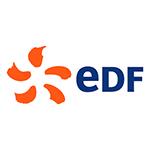 EDF logo la boucle traiteur