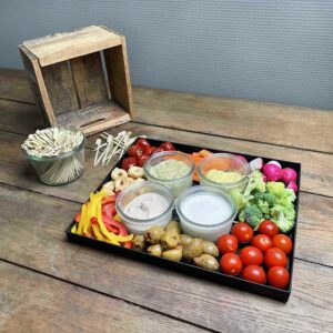 planche légumes plateau repas lyon
